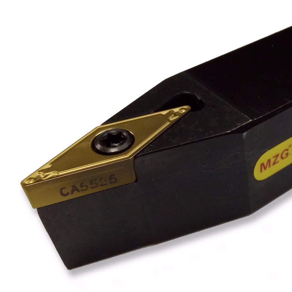 Gaobey 72.5/°SVVBN 1616H16 Index External Lathe Turning Holder For VBMT inserts