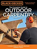 nice simple patio design ideas Black & Decker The Complete Guide to Outdoor Carpentry Updated 3rd Edition: Complete Plans for Beautiful Backyard Building Projects (Black & Decker Complete Guide)