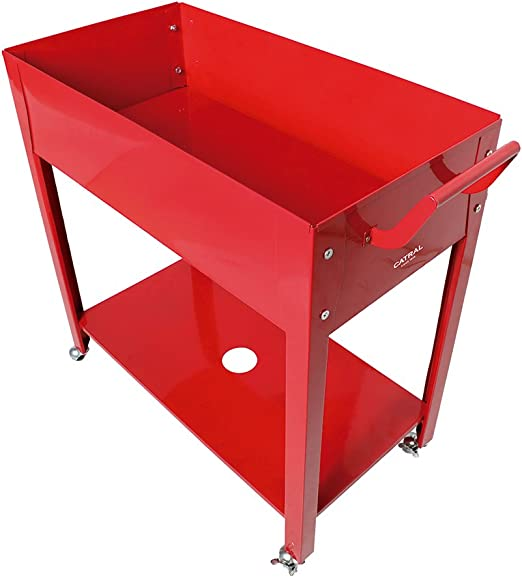 Catral 53010170 - Huerto urbano trolley, 43 x 83 x 82 cm, color ...