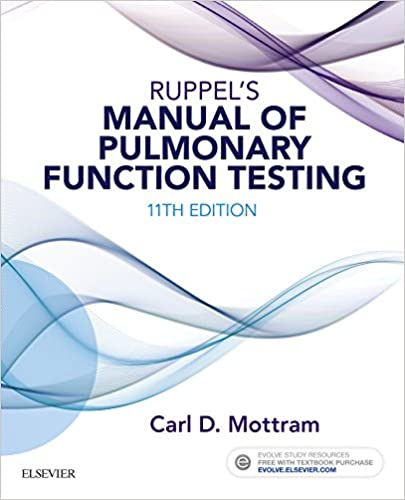 Ruppels manual of pulmonary function testing e book kindle ruppels manual of pulmonary function testing e book kindle edition by carl mottram professional technical kindle ebooks amazon fandeluxe Gallery