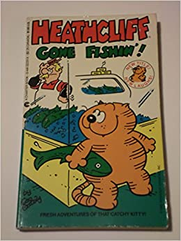 Heathcliff Gone Fishin'
