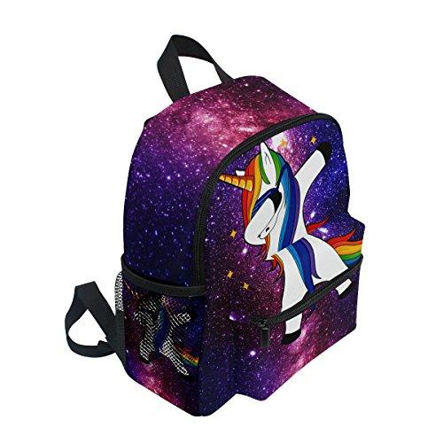 nbsp;Book nbsp;Bag nbsp;Backpack nbsp;for Space Boys nbsp;Toddler Unicorn Cosmos Kids ZZKKO nbsp;Girls nbsp;School q7w0YRHxI
