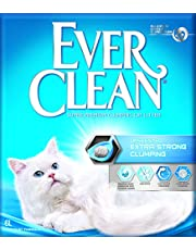 Ever Clean Extra Fuerte agrupamiento Unscented Cat Litter, 6L