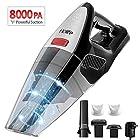 HoLife Handheld Vacuum 7kp Hand Vacuum Cordless 21.9V 100W Cordless Vacuum for Home
