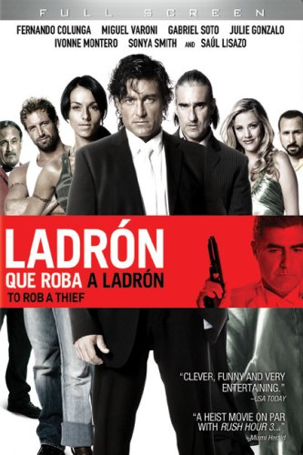 ladron que roba a ladron full movie