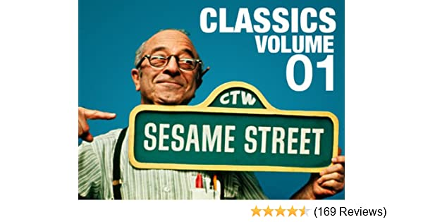 Amazon.com: Watch Sesame Street, Classics Vol. 1 | Prime Video