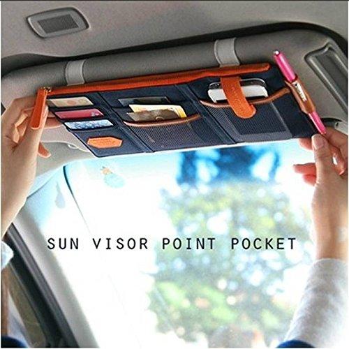 bazaar-multifunction-car-sun-visor-storage-point-pocket-organizer-bag-pouch-card-holder