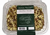 Jansal Valley Sliced Raw Almonds, 1 Pound