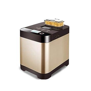 FUHUANGYB Hogar Automático Tostadora Panificadora Acero Inoxidable Multifunción Torta Inteligente para Fermenter Masa Mezcla