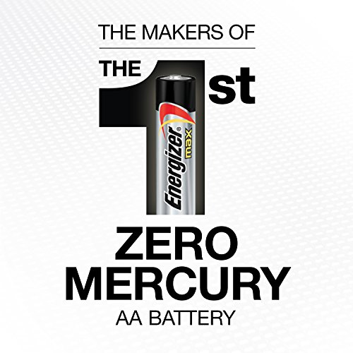 Energizer AAA Batteries Triple A Battery Max Alkaline 20Count E92LP20