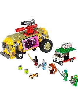 Lego TMNT - Juego de construcción para niños Tortugas Ninja ...