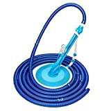 VINGLI Automatic Swimming Pool Cleaner Suction Side in-Ground Vacuum Head Cleaner