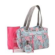 Laura Ashley Floral Diaper Bag