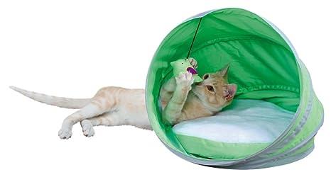 Trixie Neva – Peluche, diseño de Cueva para Gatos, 40 x 38 cm de