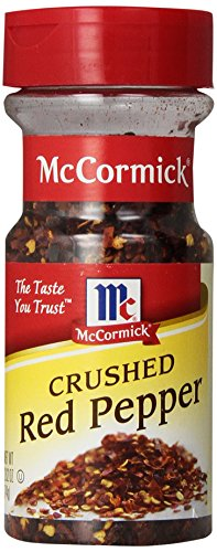 McCormick Crushed Red Pepper, 2.62 oz