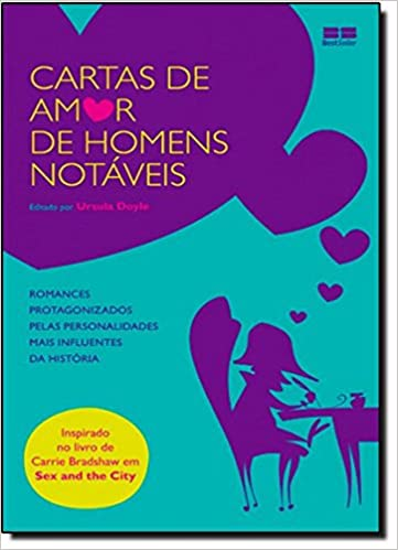 Cartas De Amor De Homens Notáveis Em Portuguese do Brasil ...