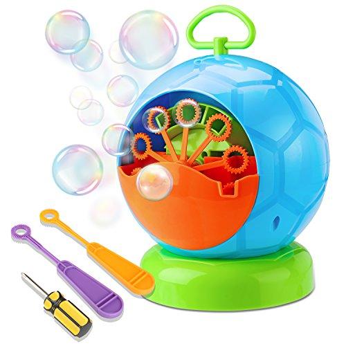 Fansteck Bubble Machine