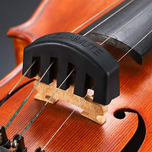 Accesorio Ensordecedor Para Practica de Violín