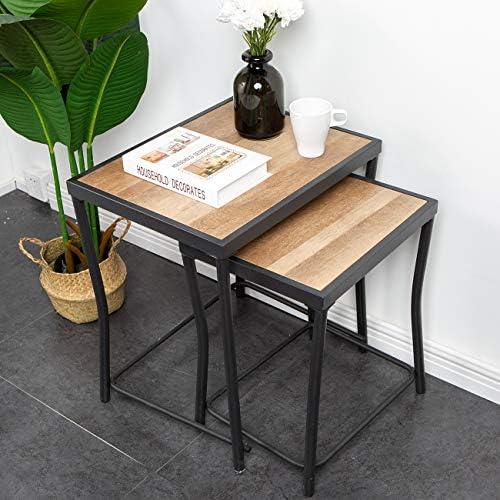 Bamboo Wood Sofa Arm Tray Table Anti-Slip Armrest Organizer Protector Drink Holder Coaster