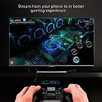 Cable Adaptador USB C a HDMI Compatible con teléfono, Cable de TV ...