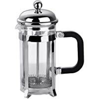 Glass Cafetiere French Coffee Press Pot Coffee Brewing Fresh Tea Filter (600ml)