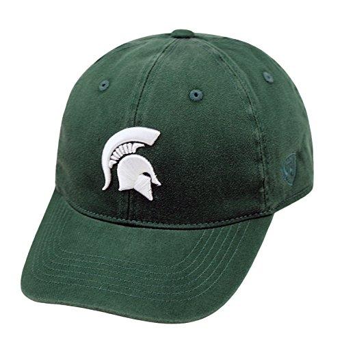 暫定の暗黙気づくMichigan State Spartans公式NCAA OneフィットRelaxer by Top of the World 739403