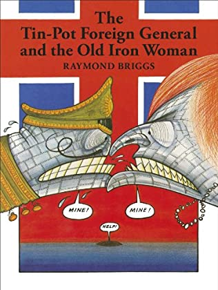 book cover of Tin Pot Foreign General and the Old Iron Woman