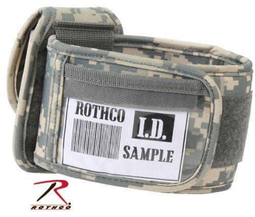 Rothco Armband Identification/IPod Holder, ACU Digital