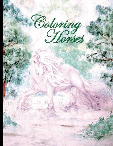 Coloring Horses