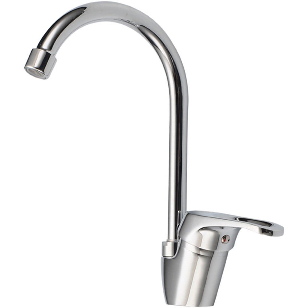 Gyps Faucet Basin Mixer Tap Waterfall Faucet Antique Bathroom The main body of copper kitchen faucet hot and cold dishes and wash-basin tap to redate the water tanks