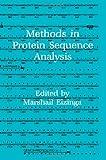 Methods in Protein Sequence Analysis, Marshall Elzinga, 1461258340