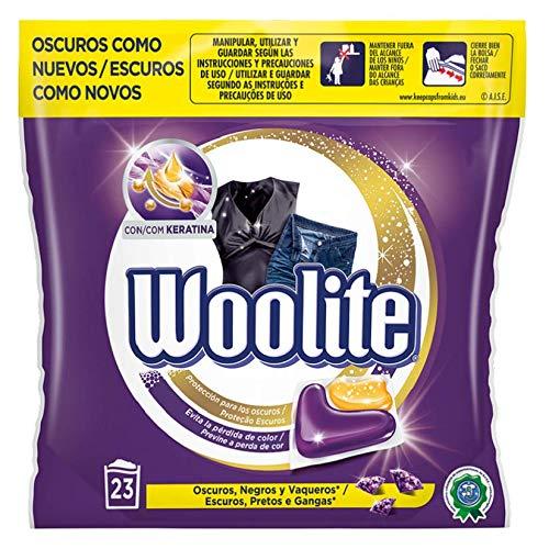 Woolite Detergente Lavadora Especial Cuidado Ropa Oscura, Negros y ...