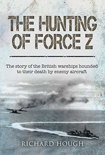 The Hunting of Force Z: Britain