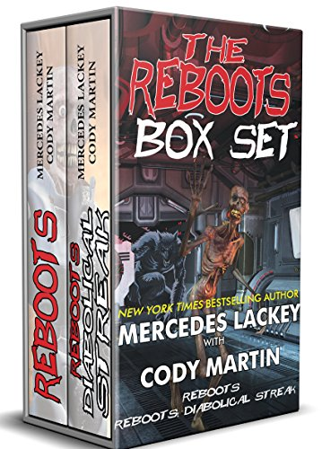Valdemar Set - REBOOTS  Box Set by Mercedes Lackey and Cody Martin