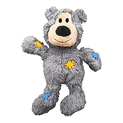 KONG-Wild-Knots-Bear-Dog-Toy-Colors-Vary
