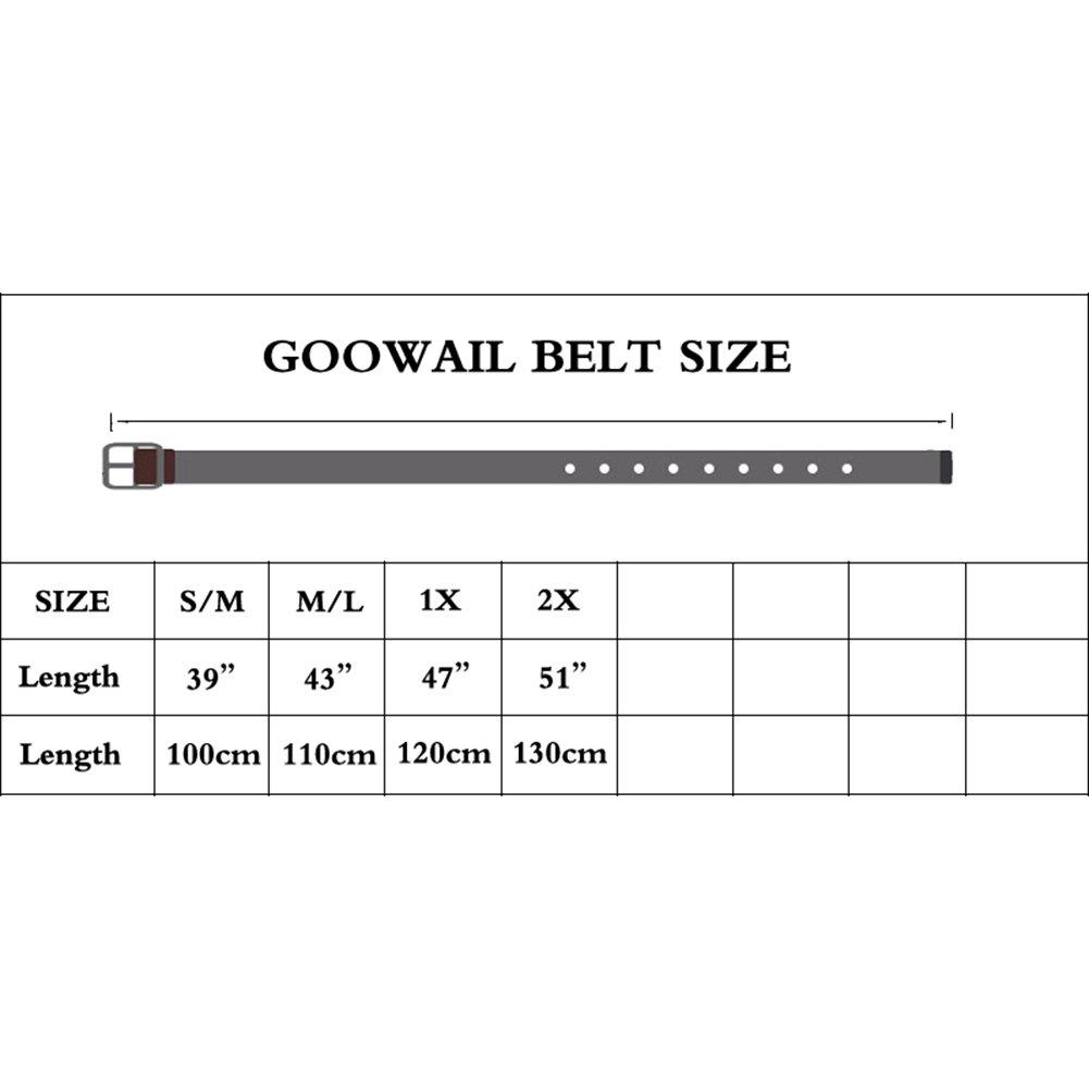 Goowail Women Embroidery Belts Flower Waistband Belt Womens Dress Accessories
