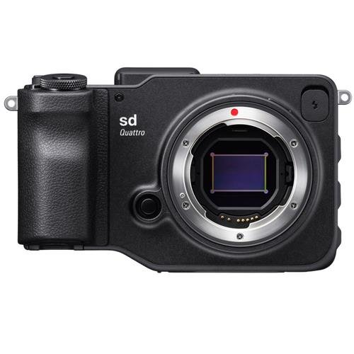 Sigma sd Quattro Digital Mirrorless Camera Body