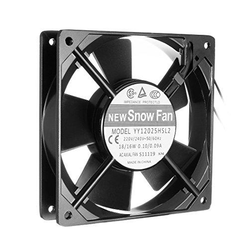 200mm slim fan - 8