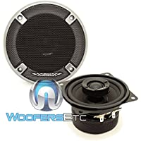 Image Dynamics ID4 50W RMS 4 ID Series Full Range Coaxial System with 20mm Silk Tweeter - Pair