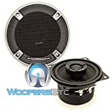 Image Dynamics ID4 50W RMS 4' ID Series Full Range Coaxial System with 20mm Silk Tweeter - Pair