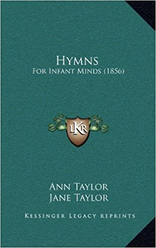 hymns for infant minds 1856
