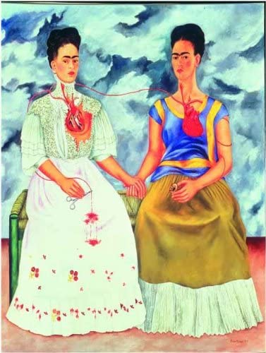 Ricordi- The Two 1500 Frida Kahlo Puzle: Amazon.es: Juguetes y juegos
