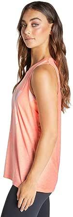 Rockwear Activewear Women's Just Peachy Logo Tank from Size 4-18 for Singlets Tops