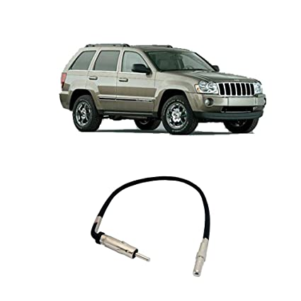 Amazon Com Fits Jeep Grand Cherokee 2002 2007 Factory To
