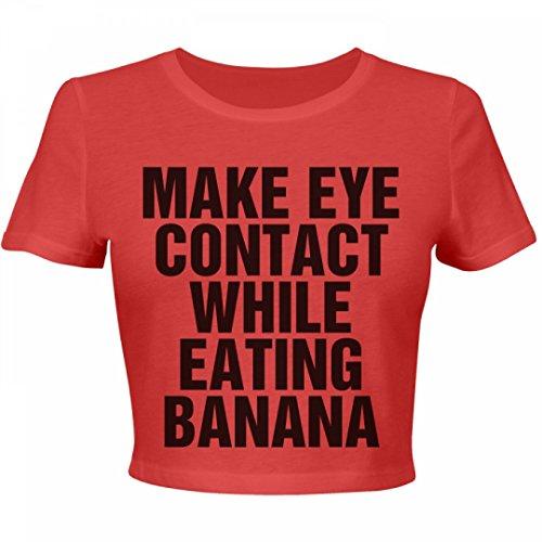banana crop top - 6