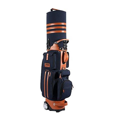Bolsas de Golf para Hombre y Mujer con Ruedas,Bolso Ligero ...