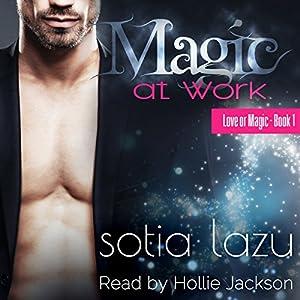 Magic at Work Audiobook
