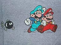 ボム兵来たスーパーマリオ&ルイージ TシャツSゲームファミコンの商品画像