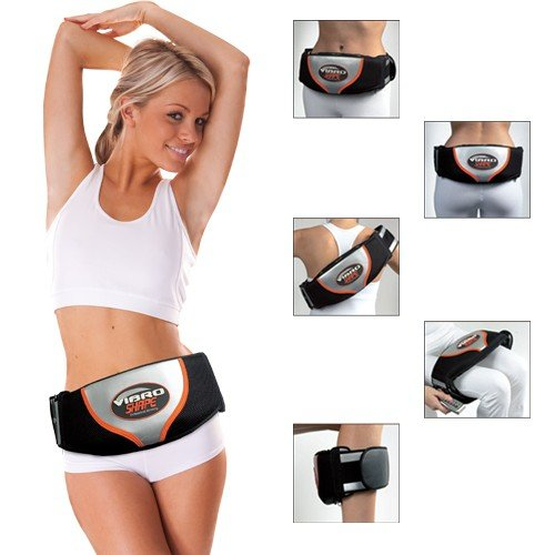 The ORIGINAL IGIA Vibro Shape Fitness Belt and Body Sculpting System by OraCorp