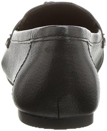 Aldo Kvinna Yeliviel Slip-on Loafer Svart Läder